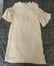 H&M Flute Sleeve Dress Size 38/12