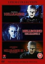 Hellraiser Trilogy - DVD Region 2