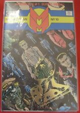 MIRACLEMAN 10 GOLD PROTOTYPE ECLIPSE COMIC NEVER PRODUCED TOTLEBEN 1986 VF/NM