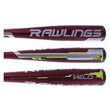 2017 Rawlings BB7V 33/30 Velo BBCOR Baseball Bat (-3oz)