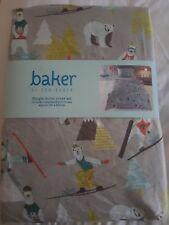TED Baker Singolo Copripiumone e federa Set. RRP £ 40.00