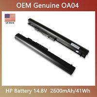 OEM Laptop Battery For HP OA03 OA04 746641-001 740715-001 746458-421 41Wh 14.8V