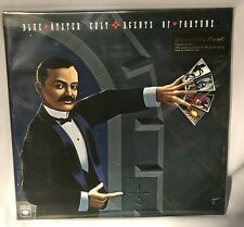 LP BLUE OYSTER CULT Agents of Fortune (180g Vinyl, Audiophile, MOV) NEW MINT SS