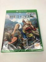Brand New & Sealed One Piece World Seeker for Xbox One / Rare