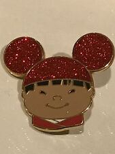 Authentic Disney IT'S A SMALL WORLD Boy With RedSparkle Hat Ears LE 1600