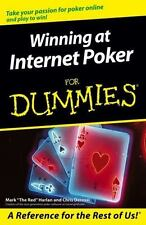 Winning at Internet Poker For Dummies-ExLibrary