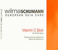 Wilma Schumann Vitamin C Elixir 3 Ampoules X 7ml(0.69oz) Brand New