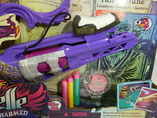 NERF Crossbow Dart Blaster Rebelle Charmed Fair Fortune Girl Toy New