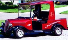 34 Roadster Street Rod Truck Golf Cart Body Kit fits CLUB CAR DS
