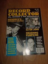 RECORD COLLECTOR MAGAZINE ~ DECEMBER 1997 ISSUE: 220 HENDRIX WHAM QUEEN & MORE