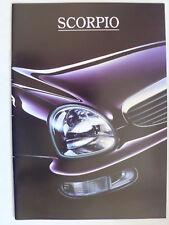 Prospekt Ford Scorpio 2. modelo Limousine/torneo, 7.1995, 28 páginas