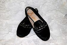 Sam Edelman Calf Hair Flats - Kollins - Size 6M - Black - Good Condition