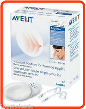 Philips Avent Niplette Twin Nipple Solution For Inverted Correction Milk 2 Pack