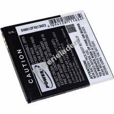 Akku für Smartphone Medion P4502 3,7V 1450mAh/5,4Wh Li-Ion Schwarz