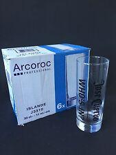 6x José Cuervo Tequila Longdrink Glas 2cl/4cl Deko Bar NEU OVP Gläser