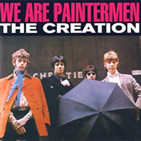 CREATION-WE ARE PAINTERMEN-JAPAN MINI LP CD BONUS TRACK C94