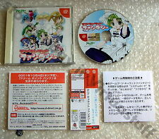 Di Gi Charat Fantasy, Dreamcast, NTSC, JAP, Sega, completo, very good condition!