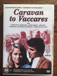 Caravan To Vaccares (DVD, 2003)