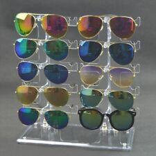 Sunglasses Organizer Rack Display Eyeglasses Stand Holder Portable 10 Pairs