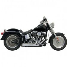 Exhaust pro street turn out chrome - Bassani xhaust 1S24D