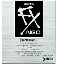 Santen Sante FX Neo 12mL eye drop Japan import NEW