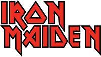 Iron Maiden Logo Sticker / Vinyl Decal    10 Sizes!! with TRACKING