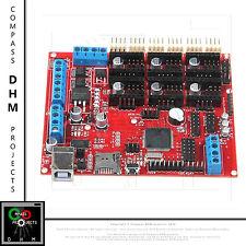 Megatronics v2.0 para Prusa - RepRap Mendel Electrónica Rampas de - 3D Impresora