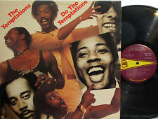 Temptations - Do the Temptations  (Gordy G6-975)  ('76)