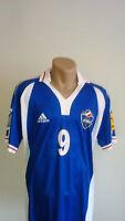VTG YUGOSLAVIA Retro Football Jersey EURO Trikot Soccer Shirt MILOSEVIC Camiseta