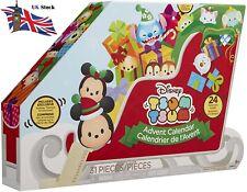 TSUM TSUM Disney Countdown to Christmas Advent Calendar Playset kids gift