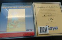 1992 Kayo Heavyweight Holograms 10 Card Boxing Collector's Limited Edition Muham