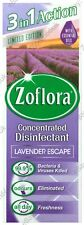 ZOFLORA Antibacterial Disinfectant Concentrated 120ml - LAVENDER ESCAPE *UK P&P