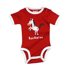 Ropa, calzado y complementos rojos de 100% algodón para bebés, De 16 a 18 meses