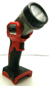 MILWAUKEE M18 T LED CORDLESS WORK LIGHT / TORCH - BIDS FROM $1