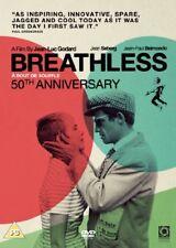Breathless [DVD] [1960] [DVD][Region 2]