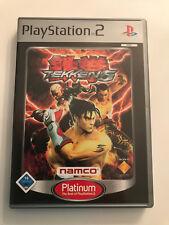 Sony PLAYSTATION 2 Game - Tekken 5