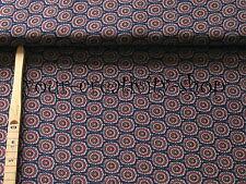 Leichter Chiffon 120 g/lfm. in blau, fuchsia, rot, weiss, schwarz, 1 Meter