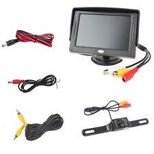 "Car Rear View Kit 4.3"" 480 x 272 2-CH Input LCD Monitor + IR CMOS Reverse Camera"