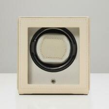 Wolf Cub with Cover Single Watch Winder Cream Module 1.8 461153