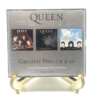 Queen Platinum Collection Greatest Hits 1 2 3 CD