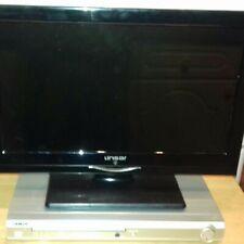 "Linsar 16"" LED HD READY TV (Model  No. 16LED504)  plus an ALBA DVD/CD Player."