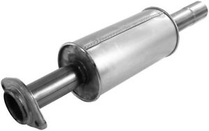 Exhaust Resonator and Pipe Assembly-Crew Cab Pickup Walker fits 11-12 Ford F-150