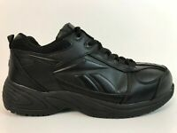 Reebok Work Jorie Steel Toe Shoe Men Size 7 M Women 9 M RB1860 Slip Resistant