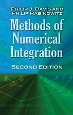 Dover Books on Mathematics: Methods of Numerical Integration by Philip J....