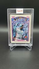TOPPS PROJECT 70 #13 DARRYL STRAWBERRY GREGORY SIFF JERSEY # ARTIST PROOF 18/51