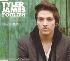 TYLER JAMES - Foolish (UK 3 Track CD Single)