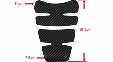 Carbon Fiber look Tank Sticker for BMW R1200GS S1000RR F800GS protect your tank
