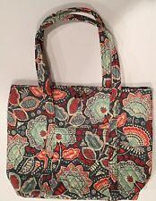 Vera Bradley Tote Bag Nomadic Floral 15822-374 With Tag