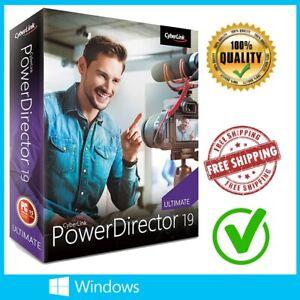 Cyberlink PowerDirector 19 Ultimate
