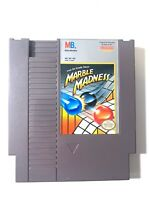 Marble Madness ORIGINAL NINTENDO NES GAME Tested WORKING Authentic
